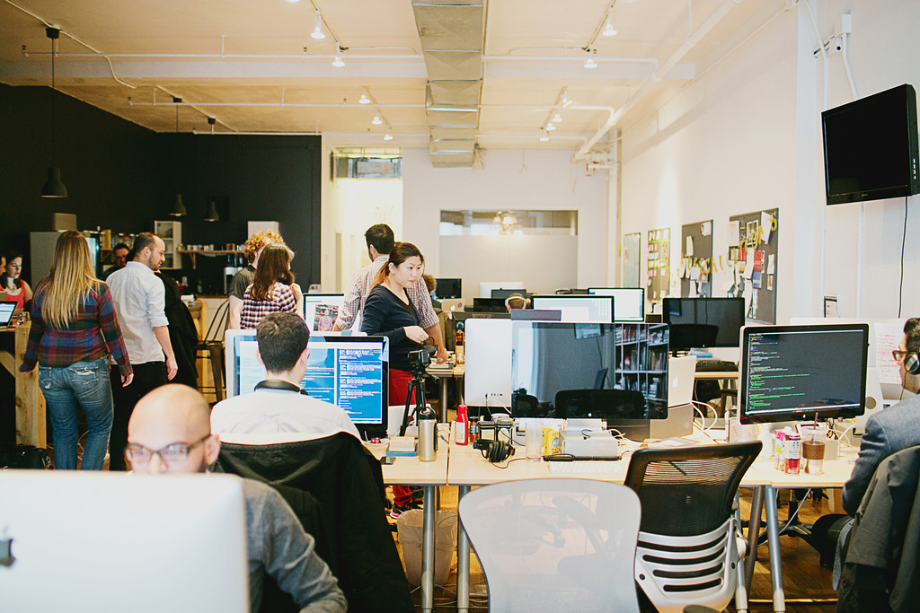 Contently NYC Office
