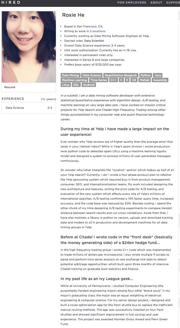 How to Craft a Great Profile - Company News Company News