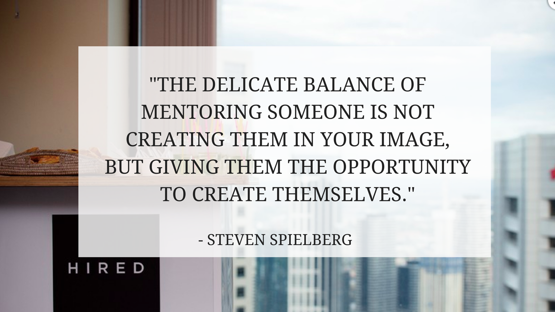 Mentoring Quotes 3